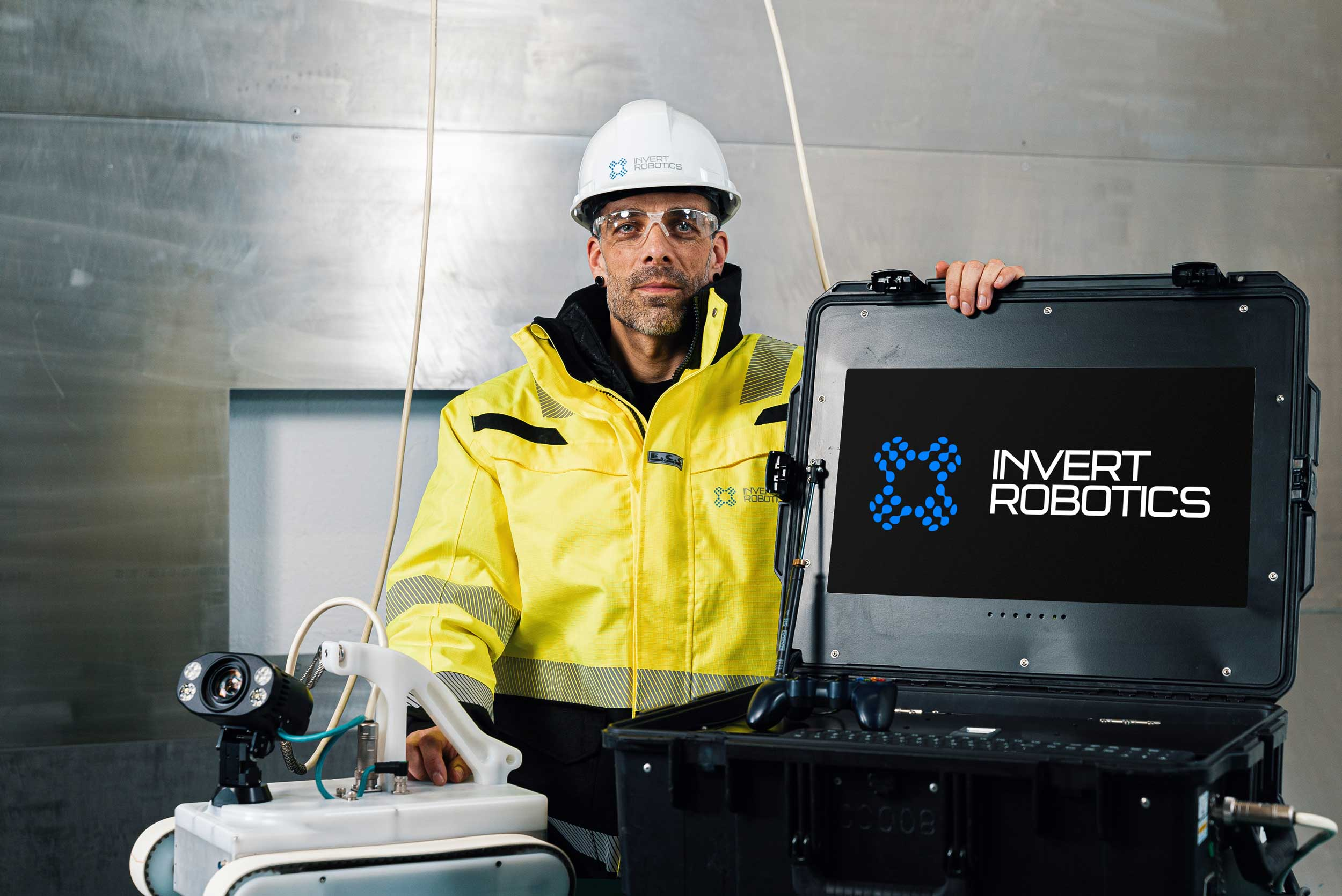 Robotic Non-Destructive Inspection Services