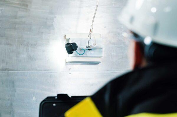 Robotic inspection