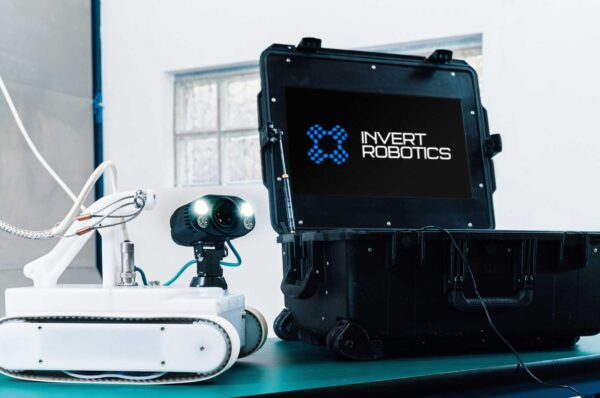 Services d'inspection robotique non destructive